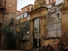 Ingreso a la Huerta de las Pastoras (MR)