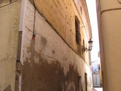 Fachada lateral de la casa Barther (JmGM)
