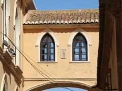Arco de comunicación con la catedral (MR)
