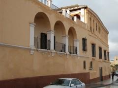 Fachada trasera sobre la muralla de la medina (MR)