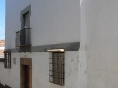 Fachada principal en la calle Concepción (MR)