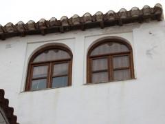 Detalle de la galería superior (MR)