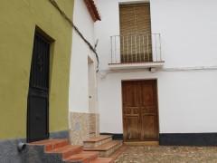 Fachada lateral de la casa Doctor Oliva 7 (MR)