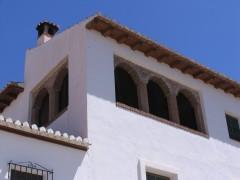 Detalle de la galería superior (JmGM)