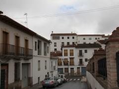 Panorámica general con las casas de la calle Alarcón al fondo (MR)