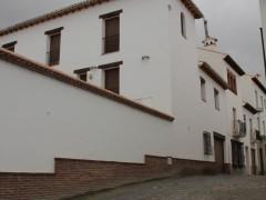 Fachada de la calle Correo Viejo (MR)