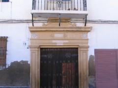 Portada y balcón principal (JmGM)