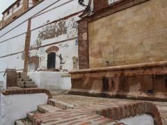 Caño de Santiago y entrada a la galería a la izquierda (MR)