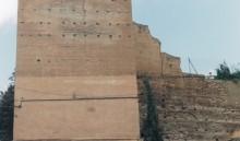 Torreon del Ferro antes de su restauración (JMMC)