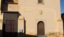 Fachada principal de la iglesia (IS)