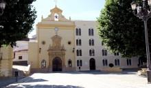 Iglesia de las Angustias y convento de San Diego (JmGM)