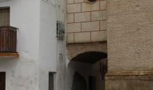 Arco desde la calle San Miguel (MR)