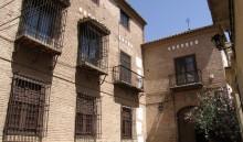 Fachada principal de la casa (JmGM)