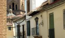 Calle de la Concepción hacia la Catedral (JmGM)