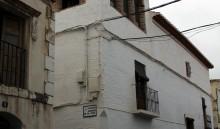 Fachada del edificio de la calle Real de la Magdalena (MR)