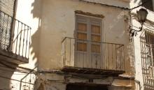 Fachada de la casa calle Álamo 2 (MR)