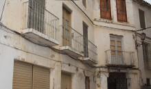 Fachada principal y calle Duende (MR)