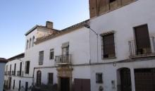 Fachada del edificio y torreón (JP)