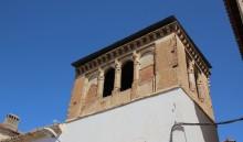 Detalle de la galería del torreón (JmGM)