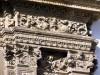 Detalle de la decoración de la fachada principal (JmGM)