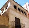 Detalle del balcón y la galería (MR)